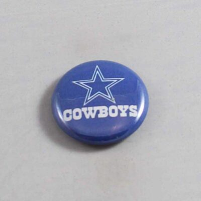 NFL Dallas Cowboys Button 09