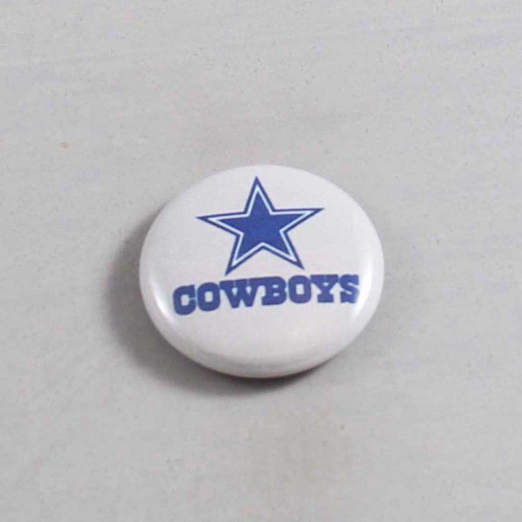 NFL Dallas Cowboys Button 10