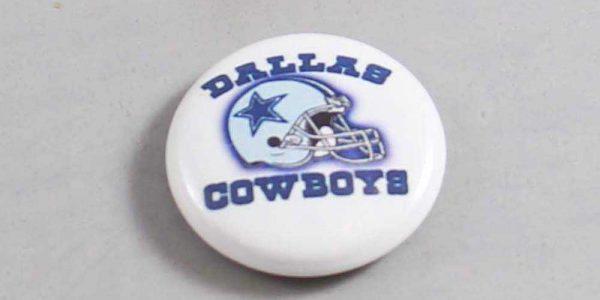 NFL Dallas Cowboys Button 11
