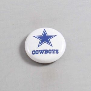 NFL Dallas Cowboys Button 12