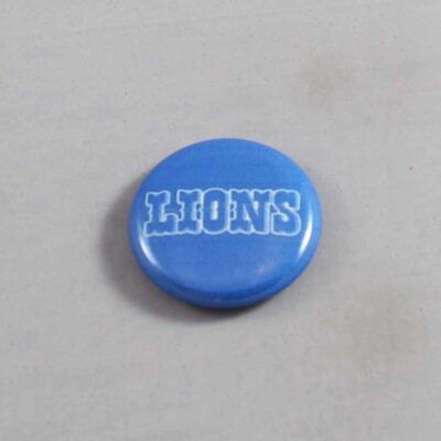 NFL Detroit Lions Button 03