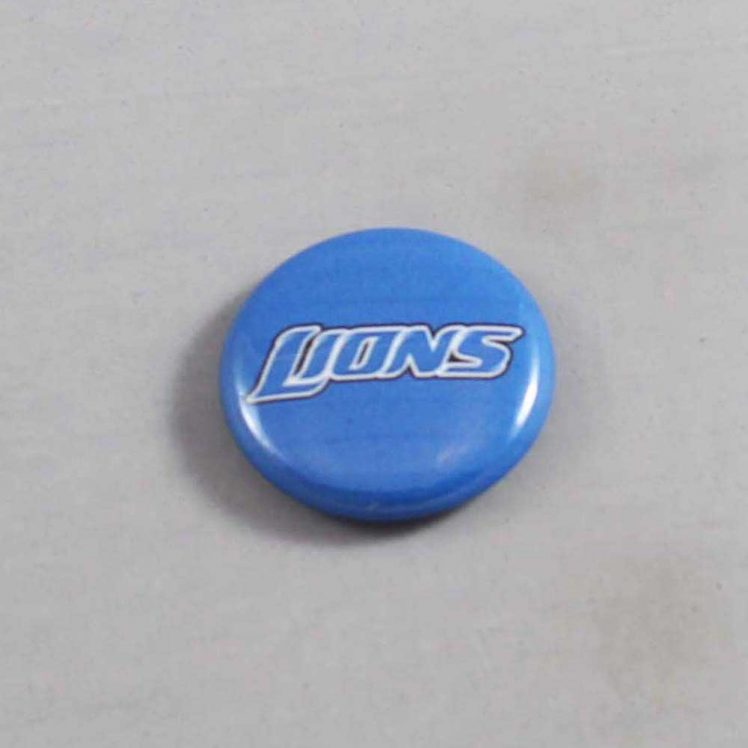NFL Detroit Lions Button 05