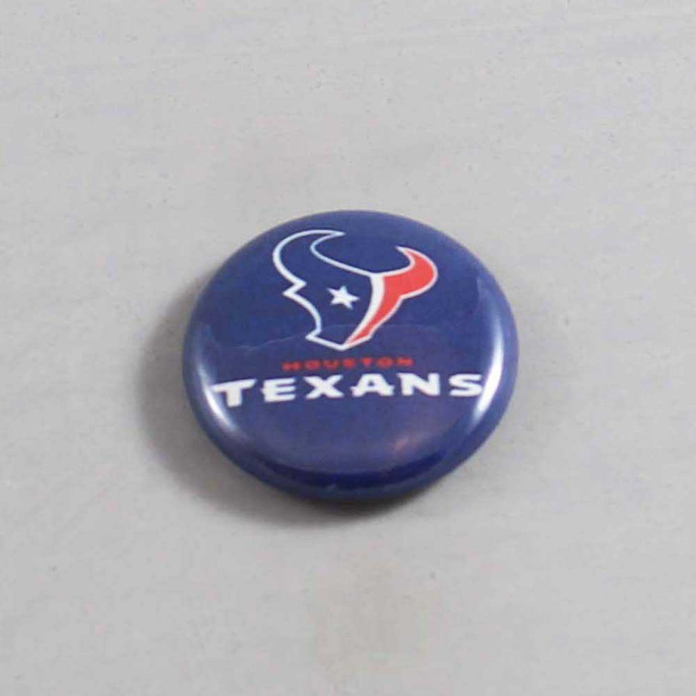 NFL Houston Texan Button 04