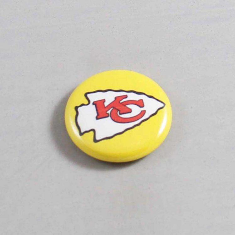 NFL Kansas City Chiefs Button 01