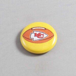 NFL Kansas City Chiefs Button 03