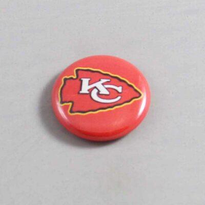 NFL Kansas City Chiefs Button 04