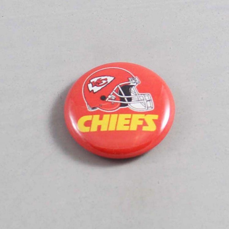 NFL Kansas City Chiefs Button 05
