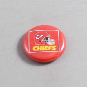 NFL Kansas City Chiefs Button 06
