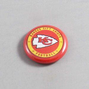 NFL Kansas City Chiefs Button 08