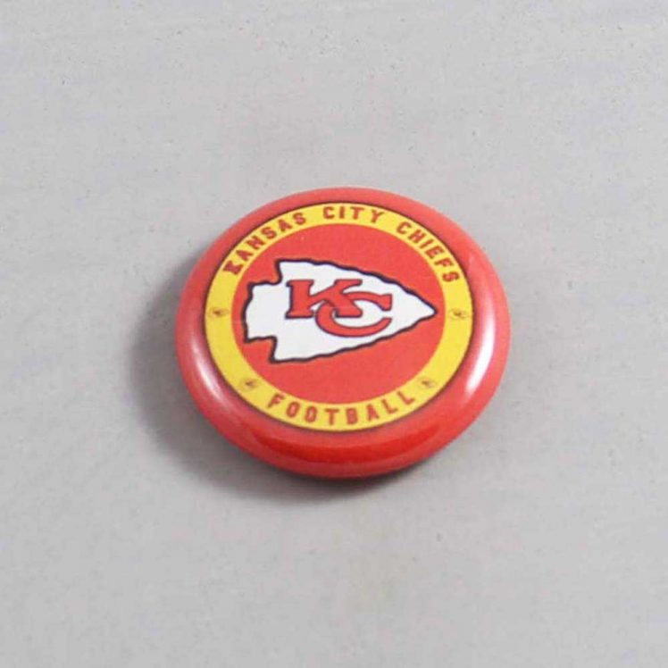 NFL Kansas City Chiefs Button 08