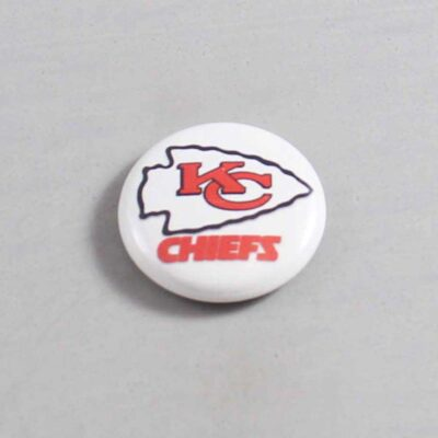 NFL Kansas City Chiefs Button 09