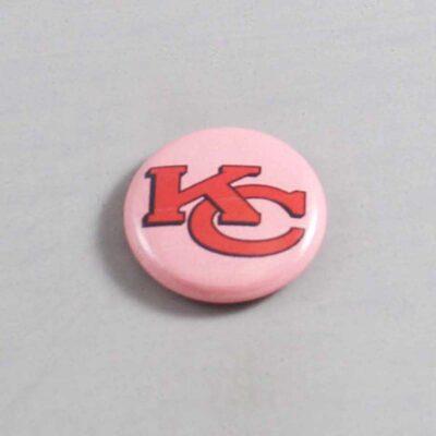 NFL Kansas City Chiefs Button 13