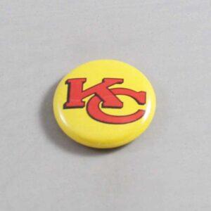 NFL Kansas City Chiefs Button 14