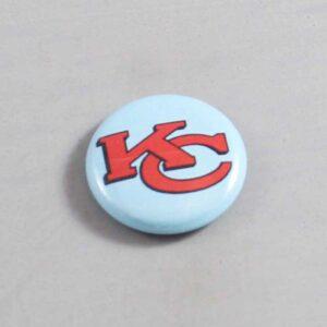 NFL Kansas City Chiefs Button 15