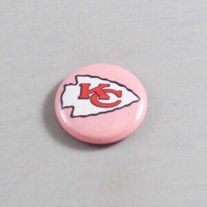 NFL Kansas City Chiefs Button 17