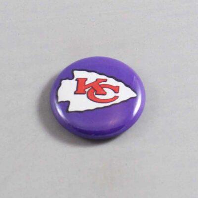 NFL Kansas City Chiefs Button 18