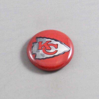 NFL Kansas City Chiefs Button 19