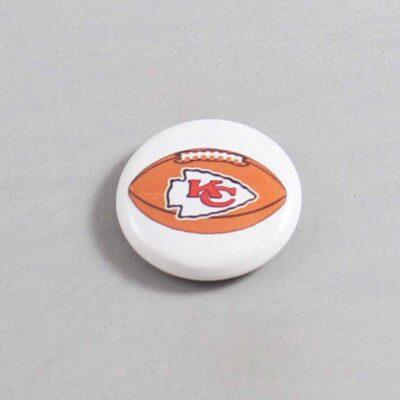 NFL Kansas City Chiefs Button 23