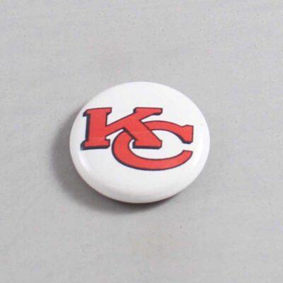 NFL Kansas City Chiefs Button 24