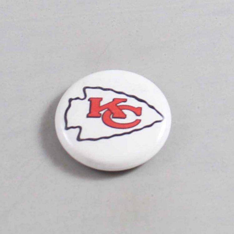 NFL Kansas City Chiefs Button 25