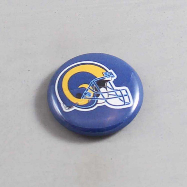 NFL Los Angeles Rams Button 02