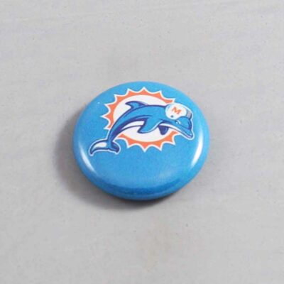 NFL Miami Dolphins Button 01