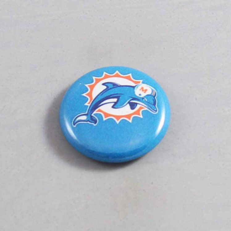 NFL Miami Dolphins Button 01