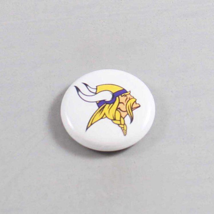 NFL Minnesota Vikings Button 01
