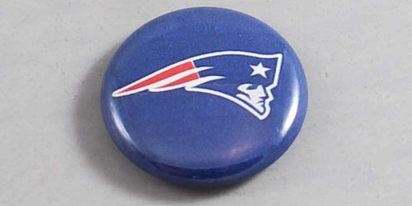 NFL New England Patriots Button 02