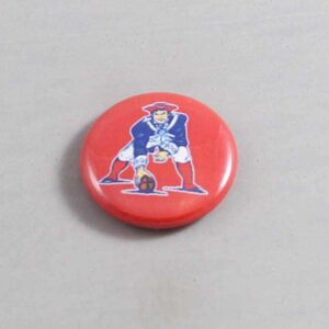 NFL New England Patriots Button 04