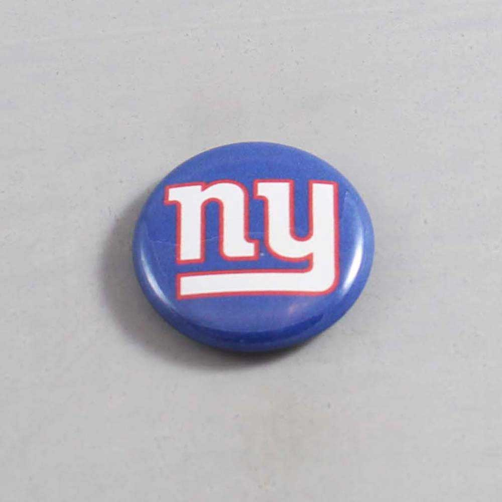 NFL New York Giants Button 01