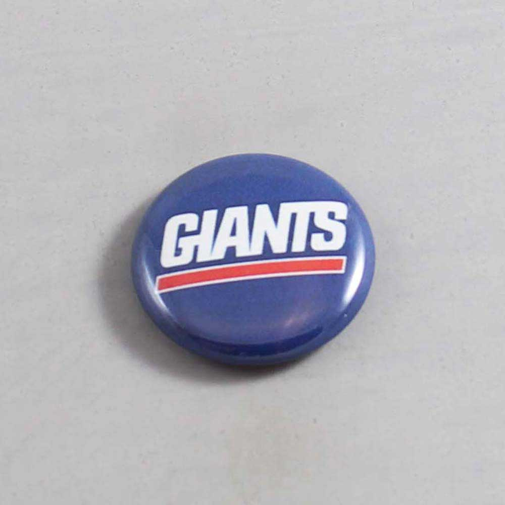 NFL New York Giants Button 10