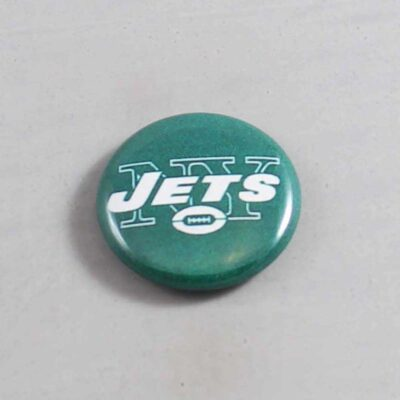 NFL New York Jets Button 01