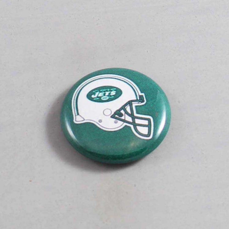 NFL New York Jets Button 02