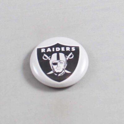 NFL Oakland Raiders Button 02