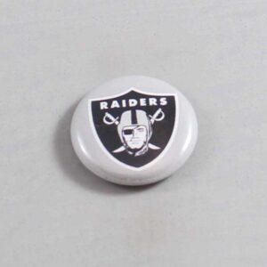 NFL Oakland Raiders Button 03