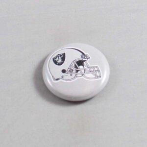 NFL Oakland Raiders Button 08