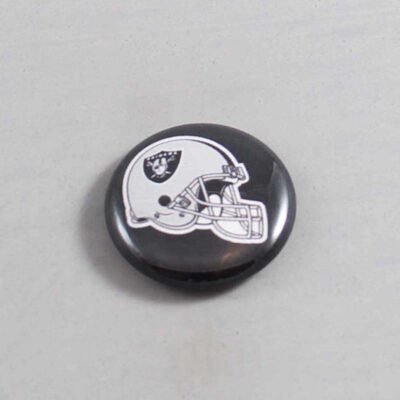 NFL Oakland Raiders Button 09