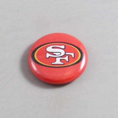NFL San Francisco 49ers Button 01