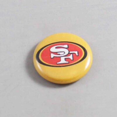 NFL San Francisco 49ers Button 02