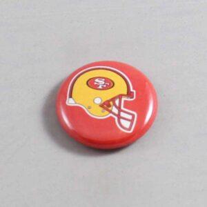 NFL San Francisco 49ers Button 03