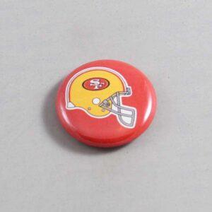 NFL San Francisco 49ers Button 04