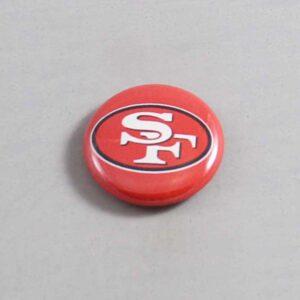 NFL San Francisco 49ers Button 06