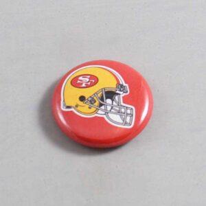 NFL San Francisco 49ers Button 08