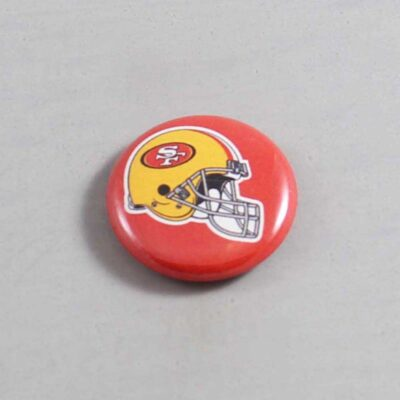 NFL San Francisco 49ers Button 09