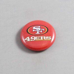 NFL San Francisco 49ers Button 10