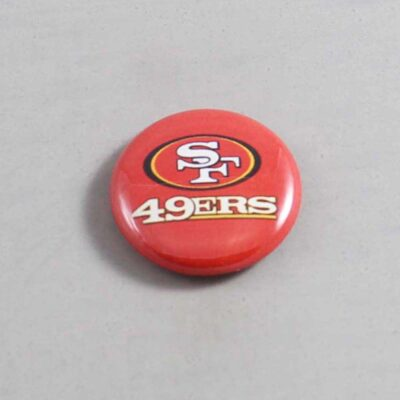 NFL San Francisco 49ers Button 10