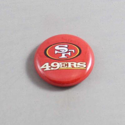 NFL San Francisco 49ers Button 11