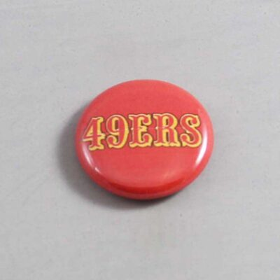NFL San Francisco 49ers Button 13