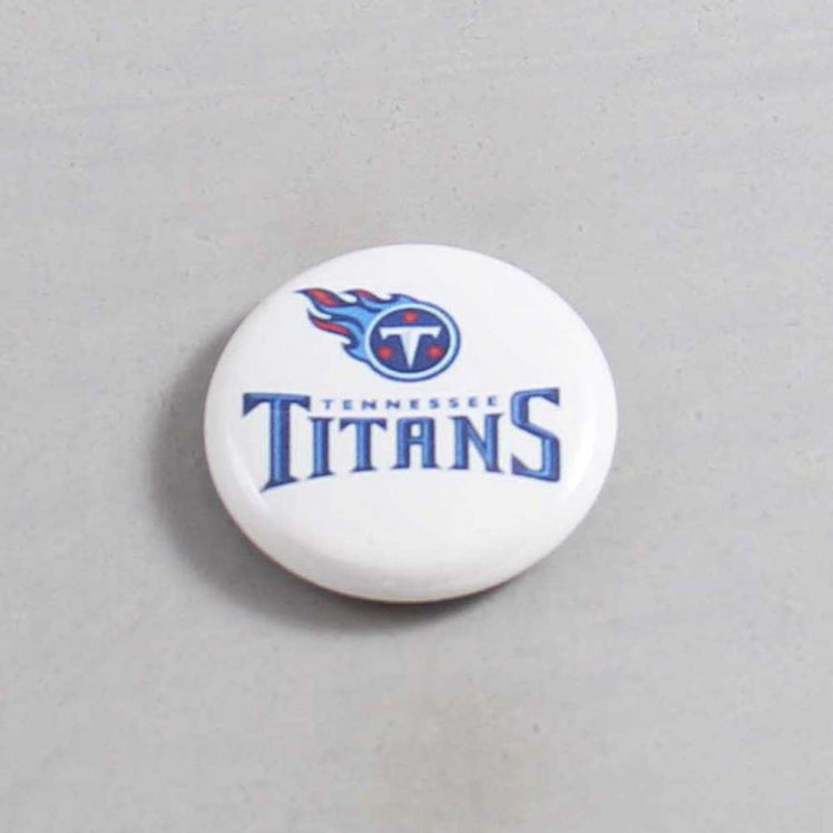NFL Tennessee Titans Button 09